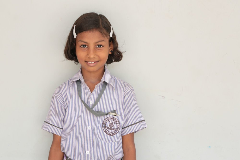 Riya - (S2S-162)Currently in need of sponsorship. Click here to sponsor Riya or another scholar for just $30/month!Sponsored previously by the Bielec family, Australia