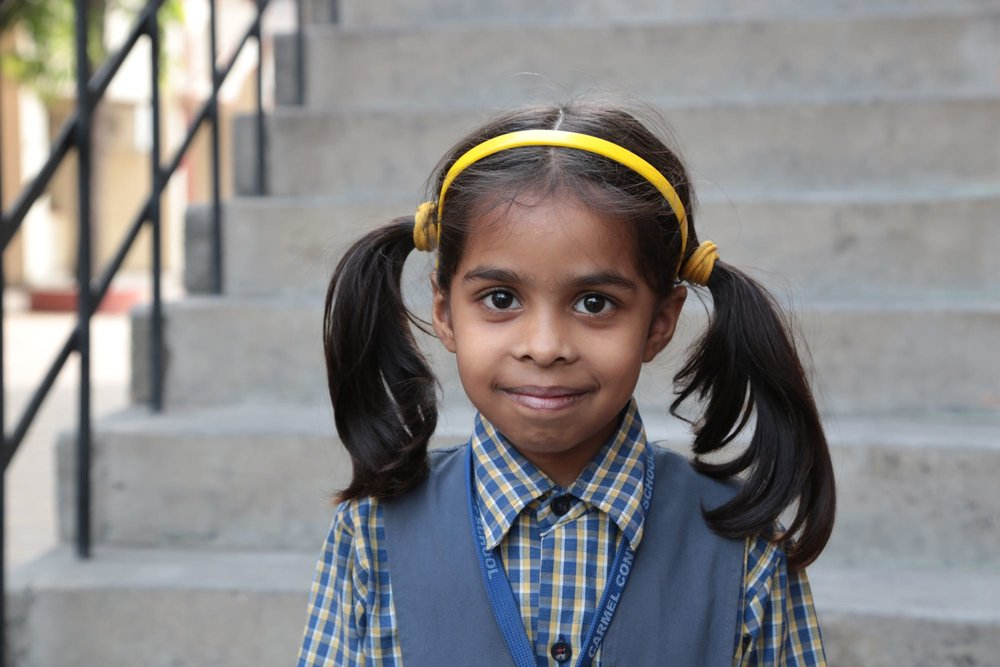 Vaishnavi - (S2S-108)Currently in need of sponsorship. Click here to sponsor Vaishnavi or another scholar for just $30/month!Sponsored previously by the Miller family, USA
