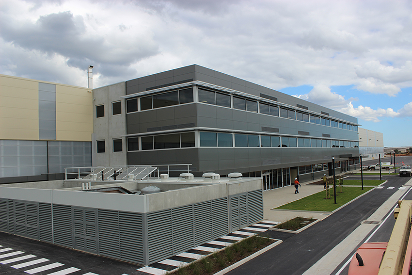Liebherr-Australia Head Office, Para Hills West