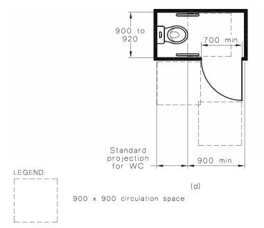 toilet door widths standard bathroom door size creative. Black Bedroom Furniture Sets. Home Design Ideas