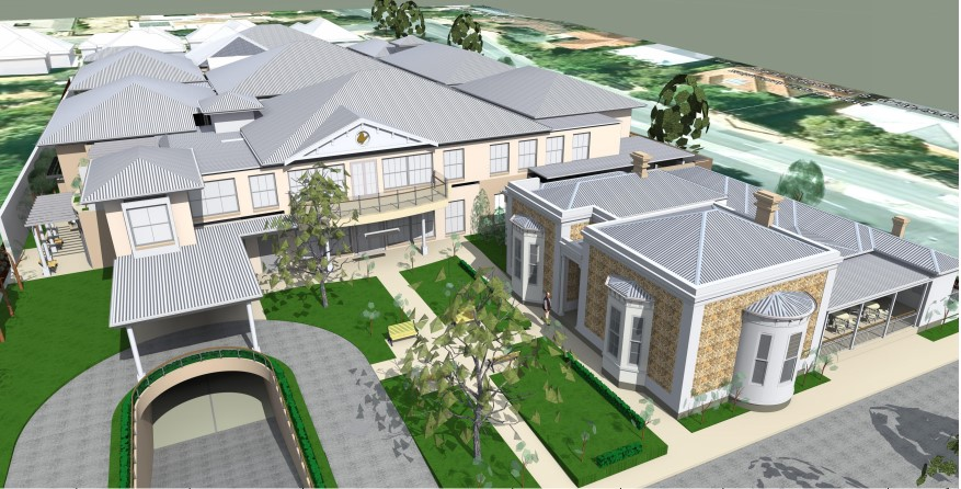 Ridge Park Aged Care Facility