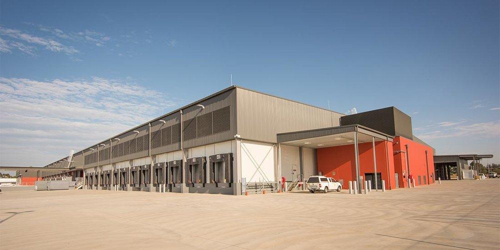 ALDI Regency Park Distribution Centre