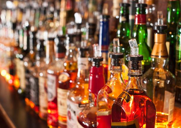 Top Shelf Drinks