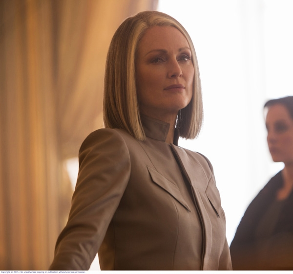 PRESIDENT COIN/JULIANNE MOORE