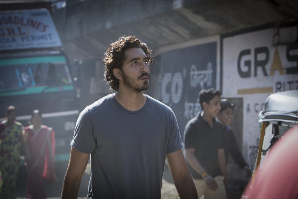 Dev Patel as SAROO in LION. Photo by Mark Rogers