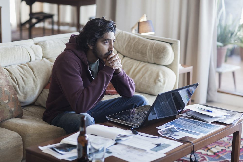 Dev Patel in LION. Photo by Mark Rogers