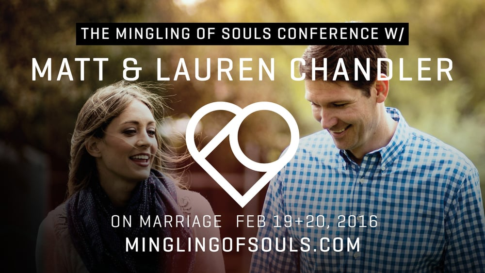 This is a conference for great marriages and struggling marriages; a conference for those married for 20 years and those married 1 year; a conference for those that want to be here and those that truly need to be here. God is going to do big things in so many marriages this weekend, which will trickle down to our families, our jobs, and our churches. You don't want to miss this!