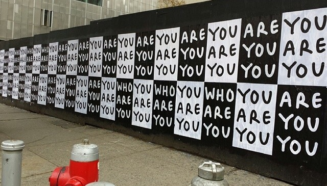 street art x nyc by shantell martin