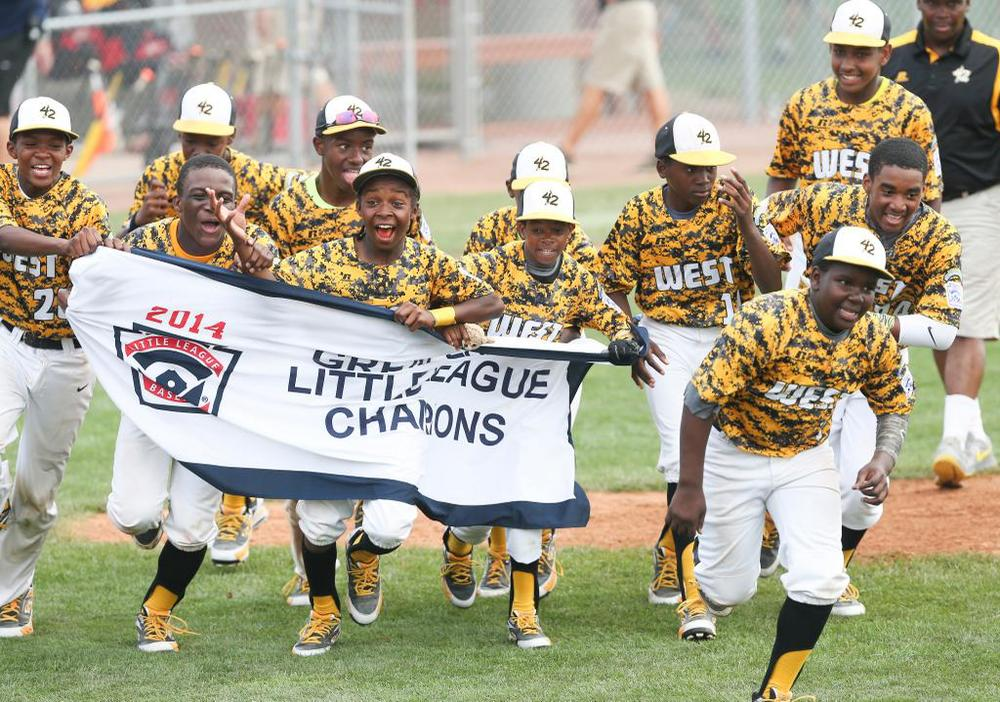 Jackie Robinson West Little League team advanced to the Little League World Series
