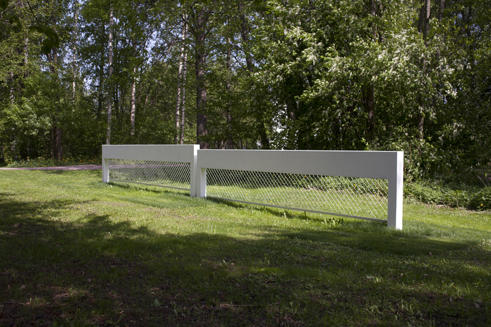 Three Fences, 2010