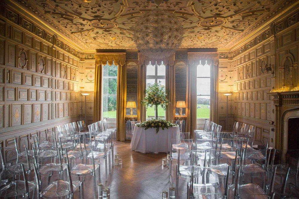 Henley Hall Wedding Venue