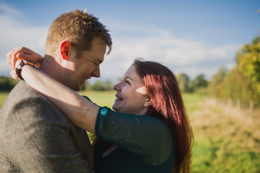 Attingham Park Engagement Shoot in Shrewsbury