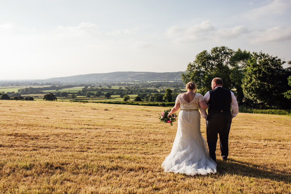 Coombe Lodge Wedding Photography In Blagdon Freya Justin