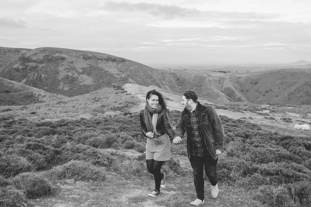 Shropshire Engagement Shoot - Long Mynd-2.jpg