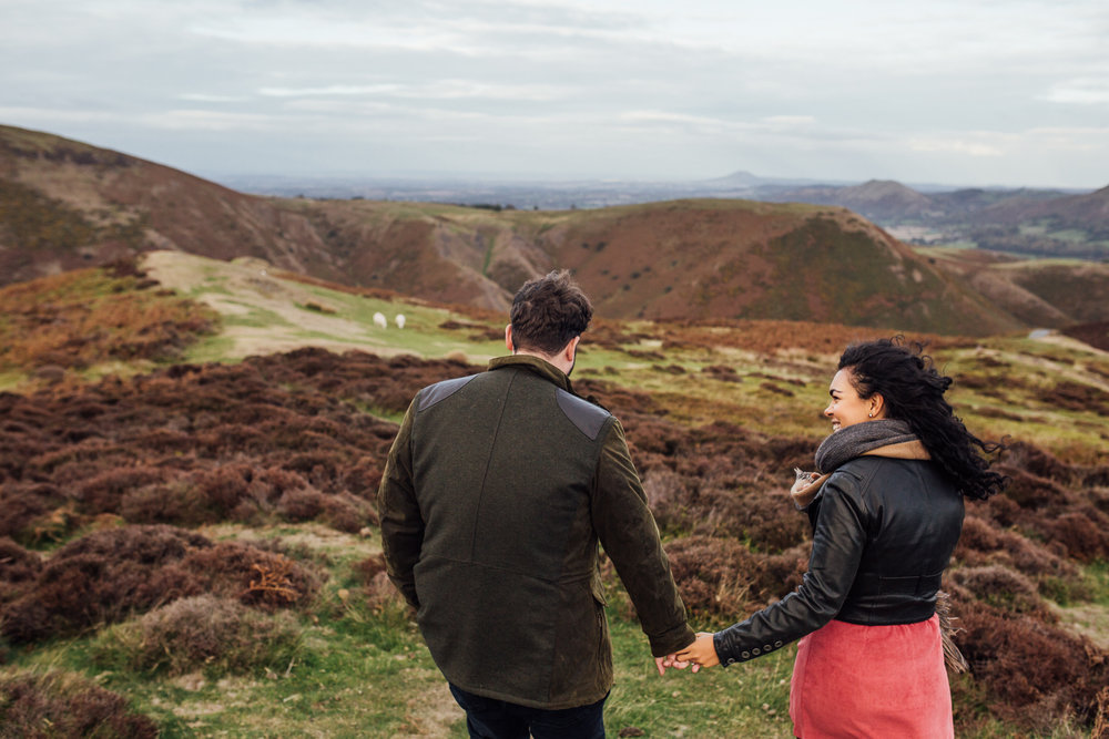 Shropshire Engagement Shoot - Long Mynd-1.jpg