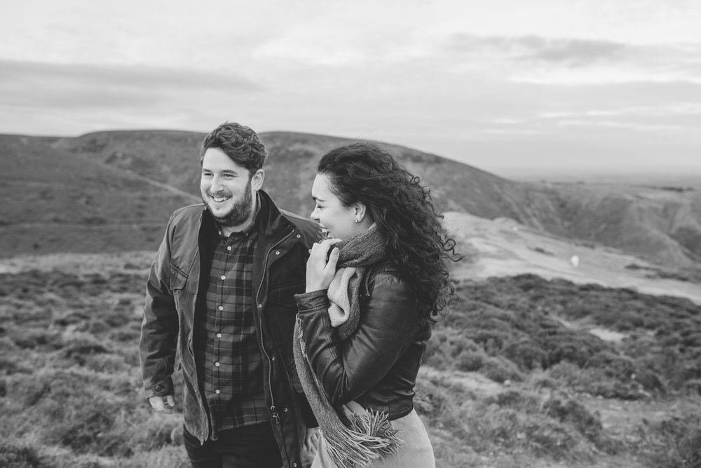 Shropshire Engagement Shoot - Long Mynd-4.jpg