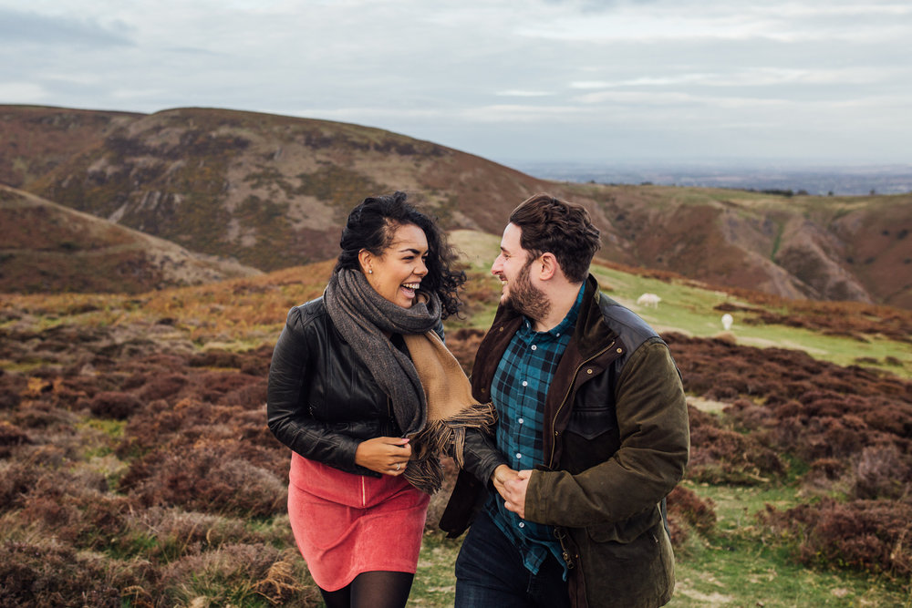 Shropshire Engagement Shoot - Long Mynd-3.jpg