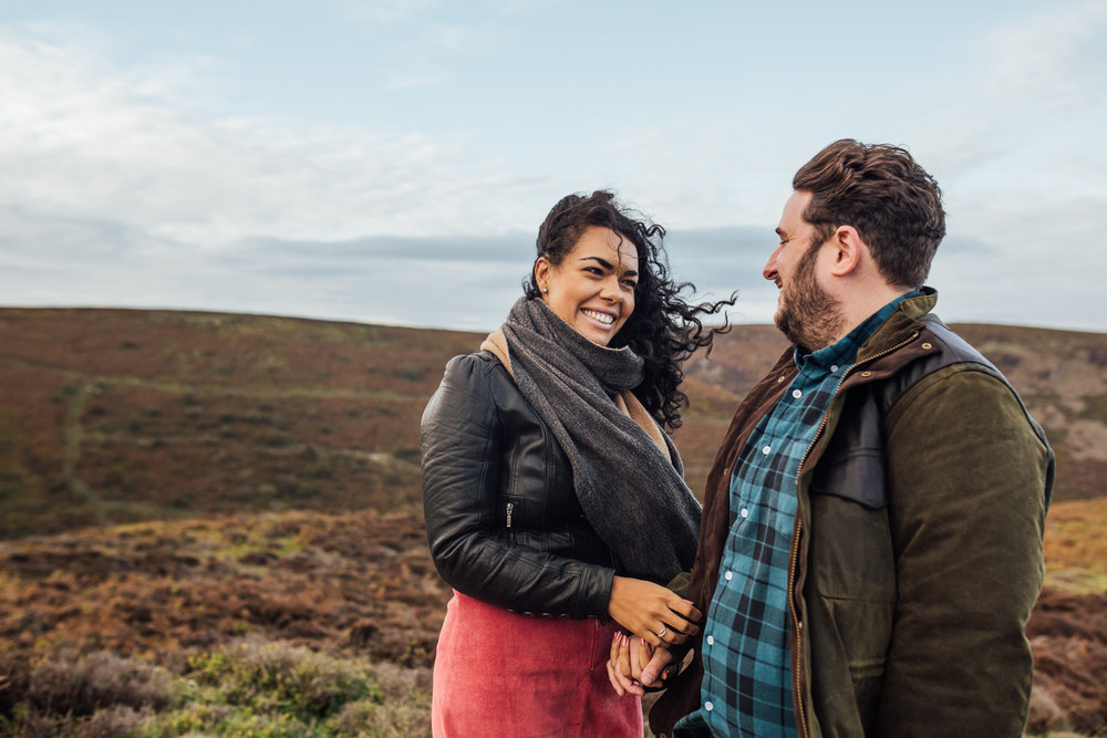 Shropshire Engagement Shoot - Long Mynd-5.jpg