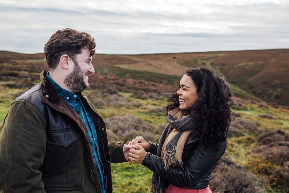 Shropshire Engagement Shoot - Long Mynd-7.jpg