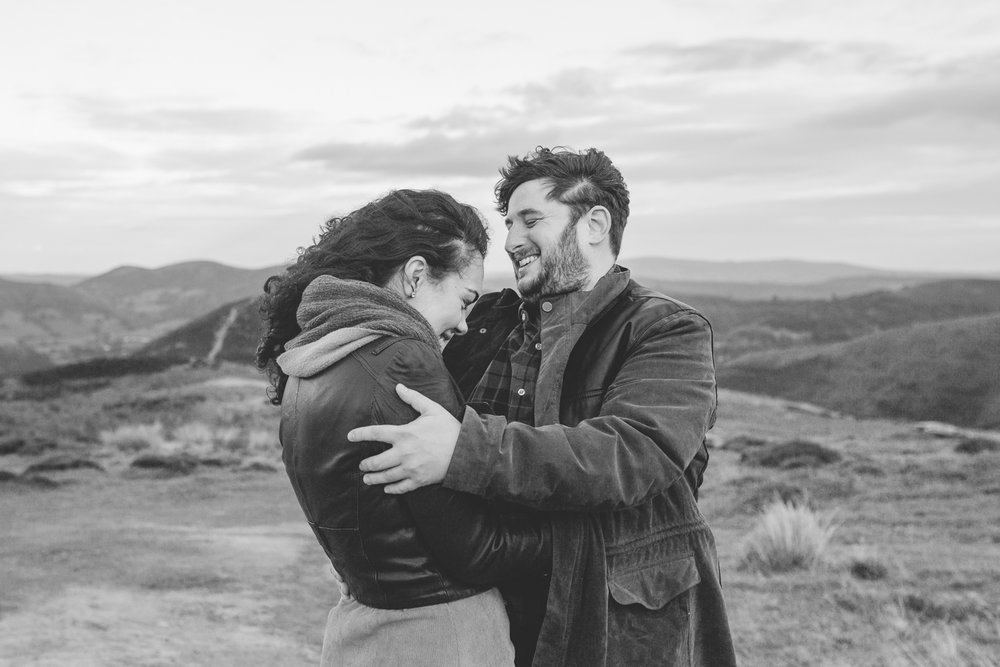 Shropshire Engagement Shoot - Long Mynd-9.jpg