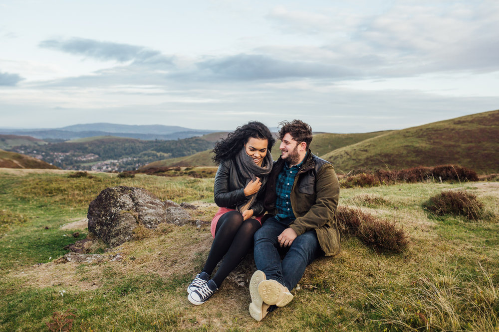 Shropshire Engagement Shoot - Long Mynd-10.jpg