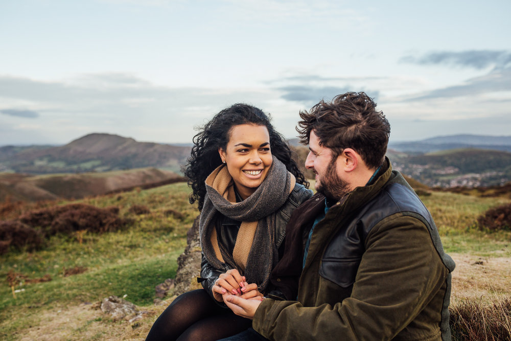 Shropshire Engagement Shoot - Long Mynd-11.jpg