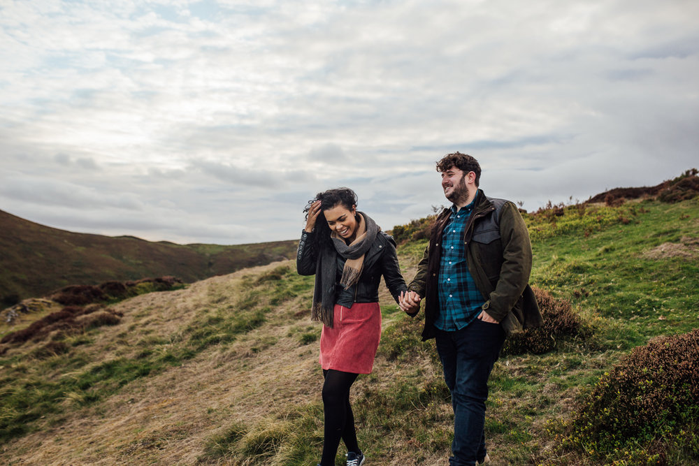 Shropshire Engagement Shoot - Long Mynd-14.jpg