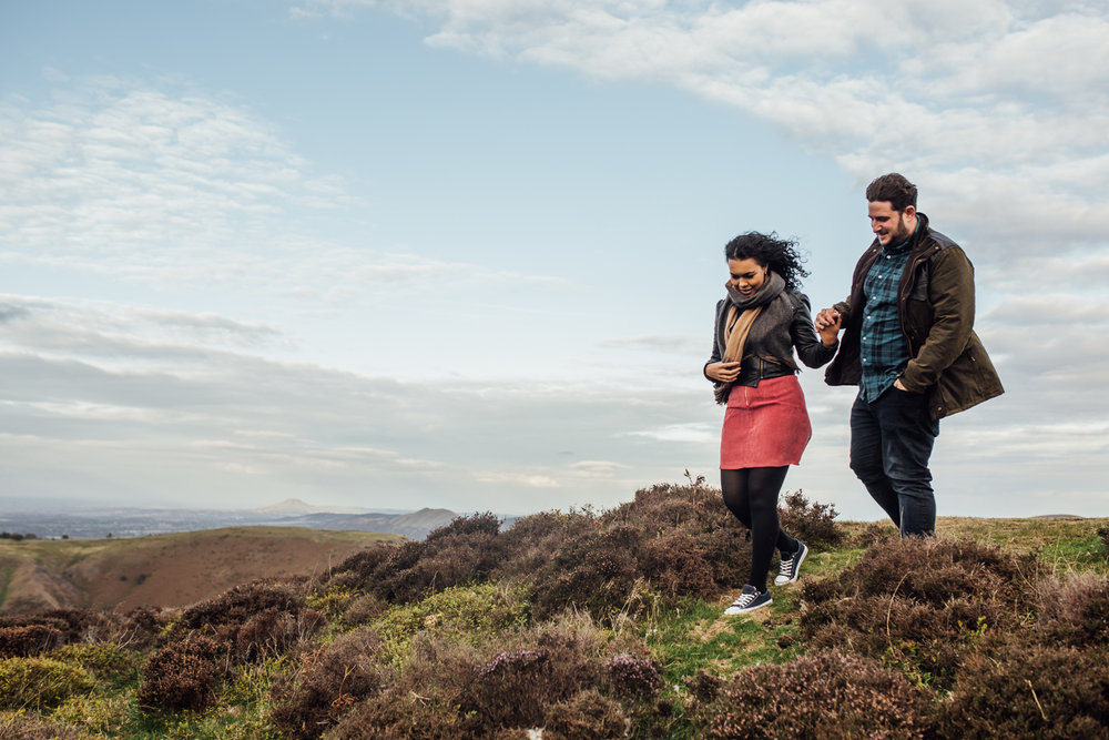 Shropshire Engagement Shoot - Long Mynd-6.jpg