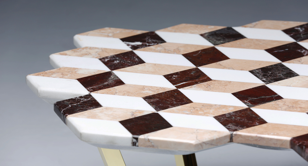 Diplopia Coffee Table