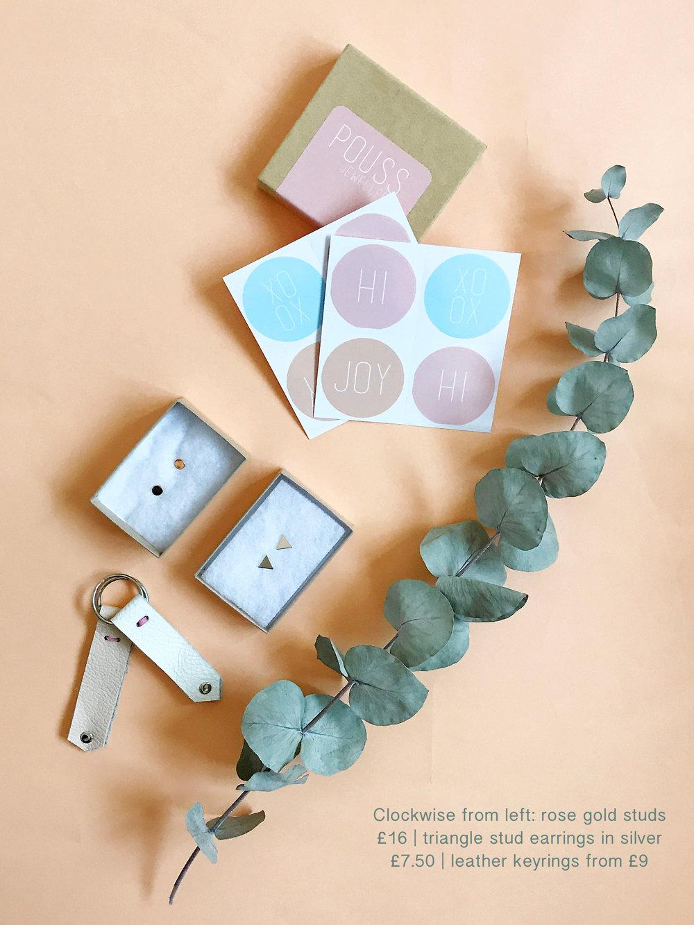 Christmas gift guide pouss peach jewellery flatlay.jpg