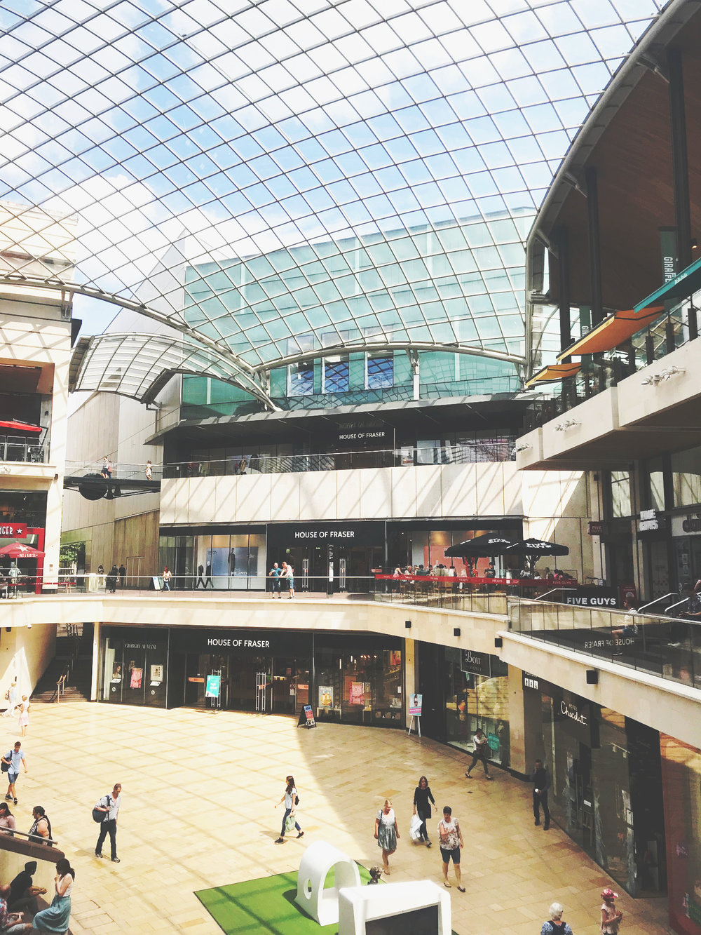 House of Fraser Cabot Circus Bristol