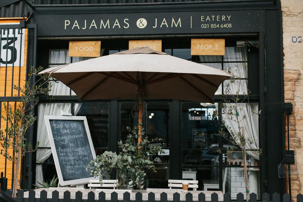 pajamas and jam eatery