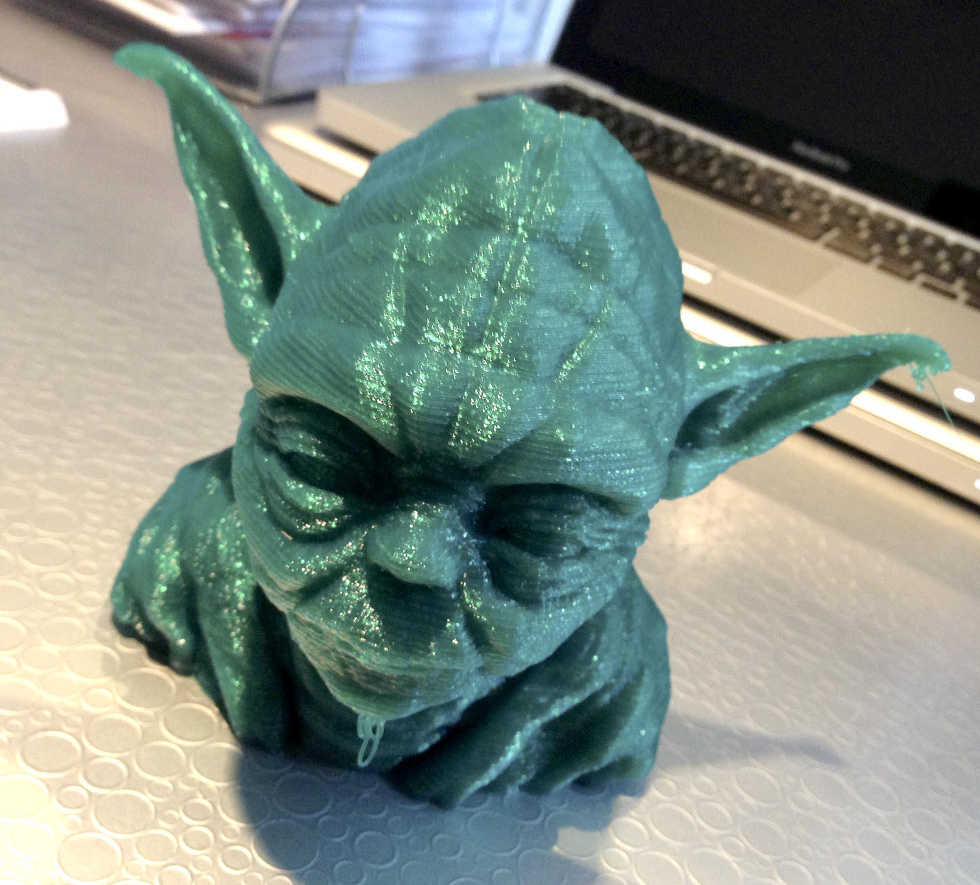 YODA 3D Print