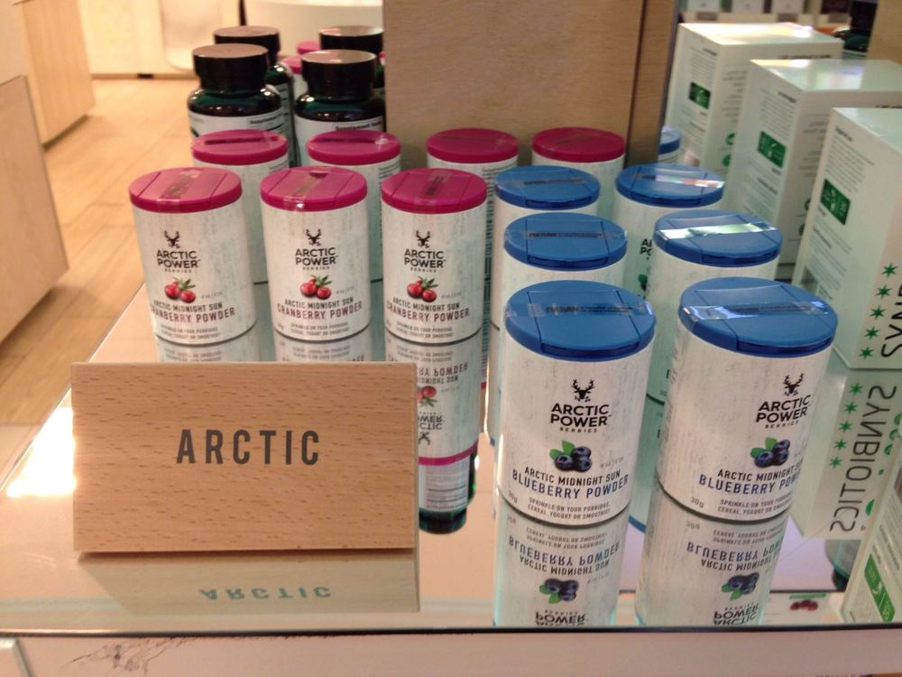 Find out more at www.arcticpowerberries.com or visit Selfridges London and Birmingham! Our other stockists you can find through our 'stockists' section on our site!