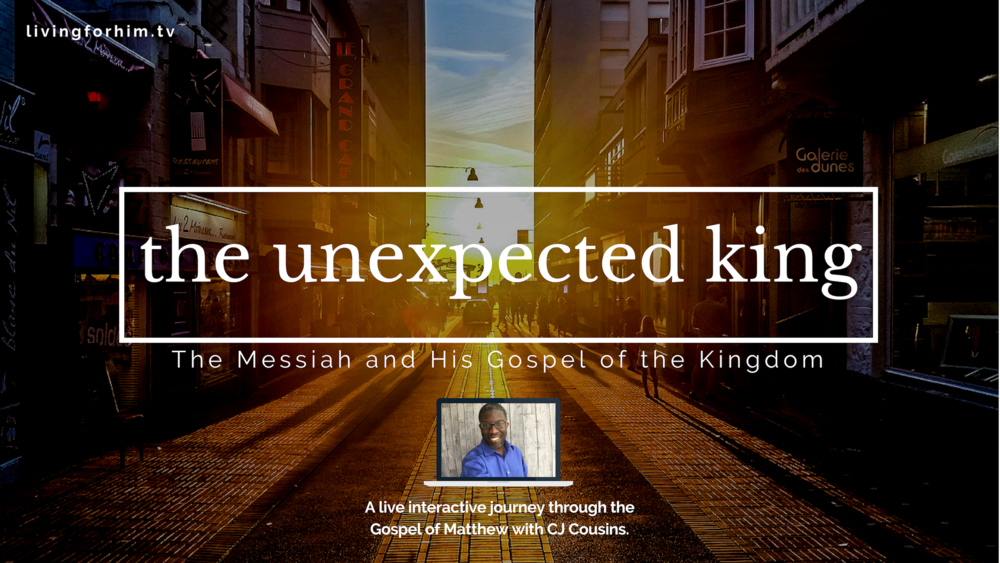 Kingdom Life Now Part 3 - Live Friday at 11am
