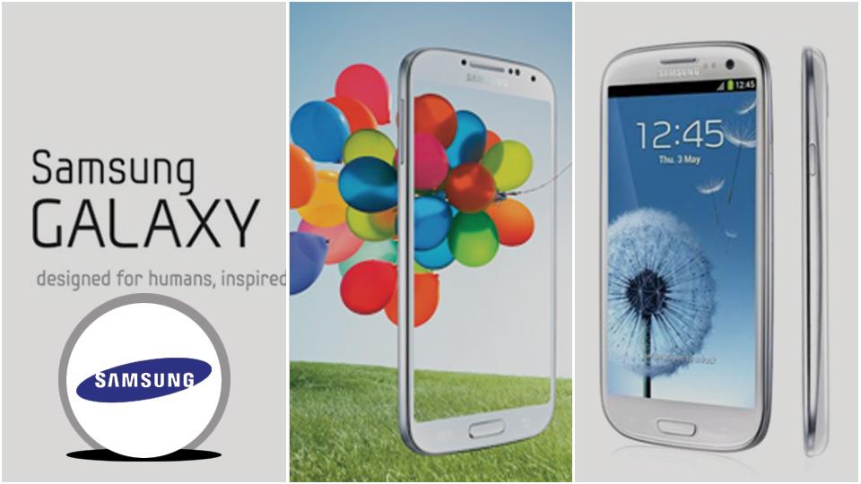 Arrival of Samsung Galaxy
