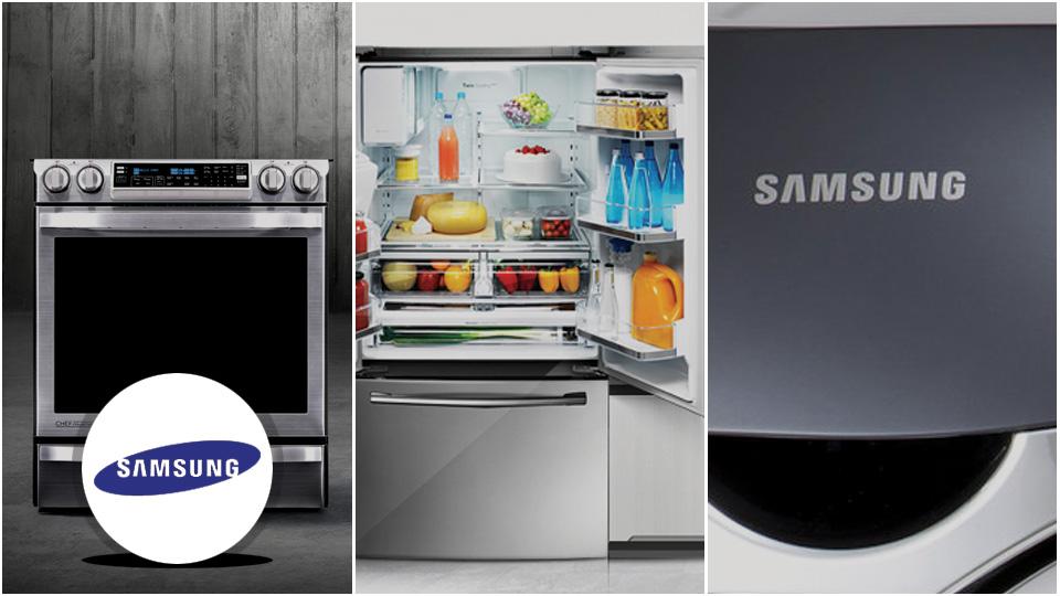 Samsung Household Appliances