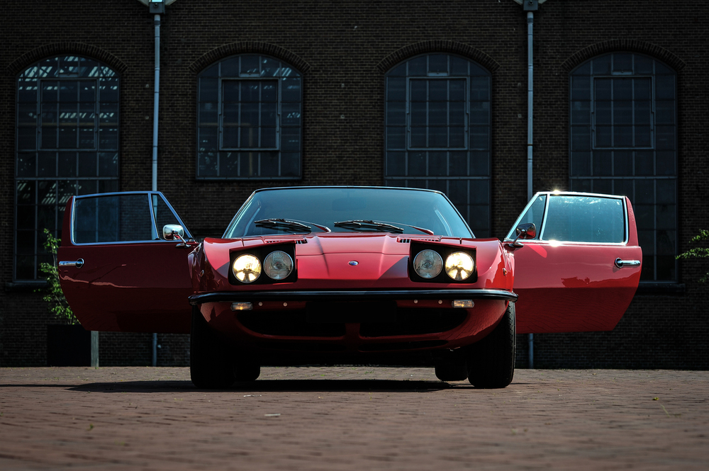 Maserati Indy 4700, 1971