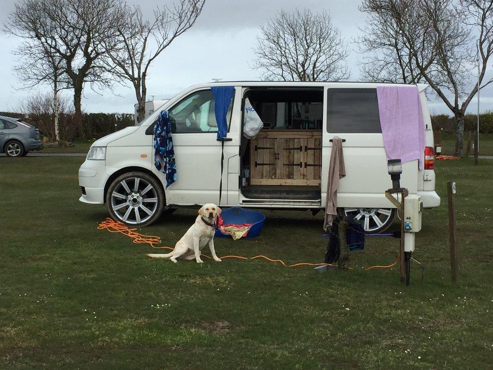 Keeping the van safe