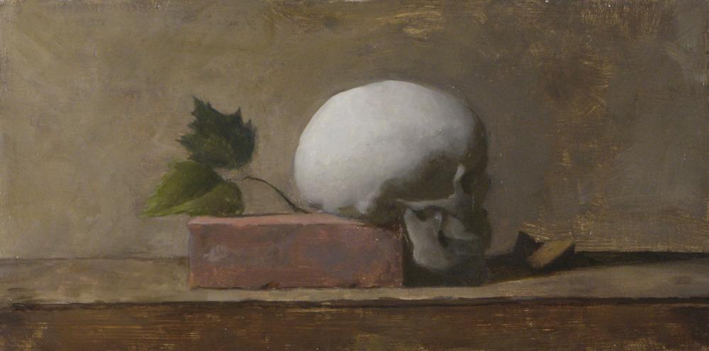 Still Life with Skull.
