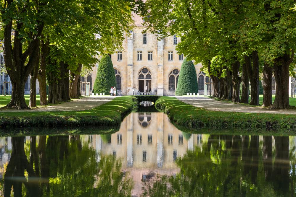 Royaumont Abbey, Val d'Oise