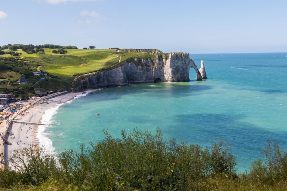 Etretat, Normandie