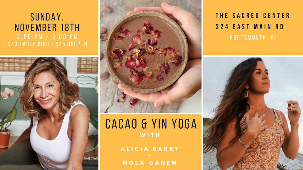 cacao & Yin yoga.jpg