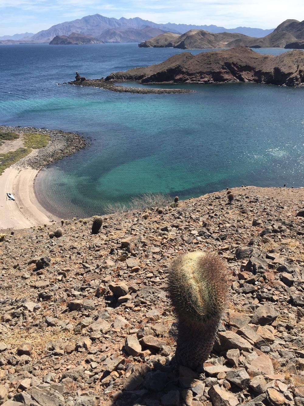 Beach at Isla Pata