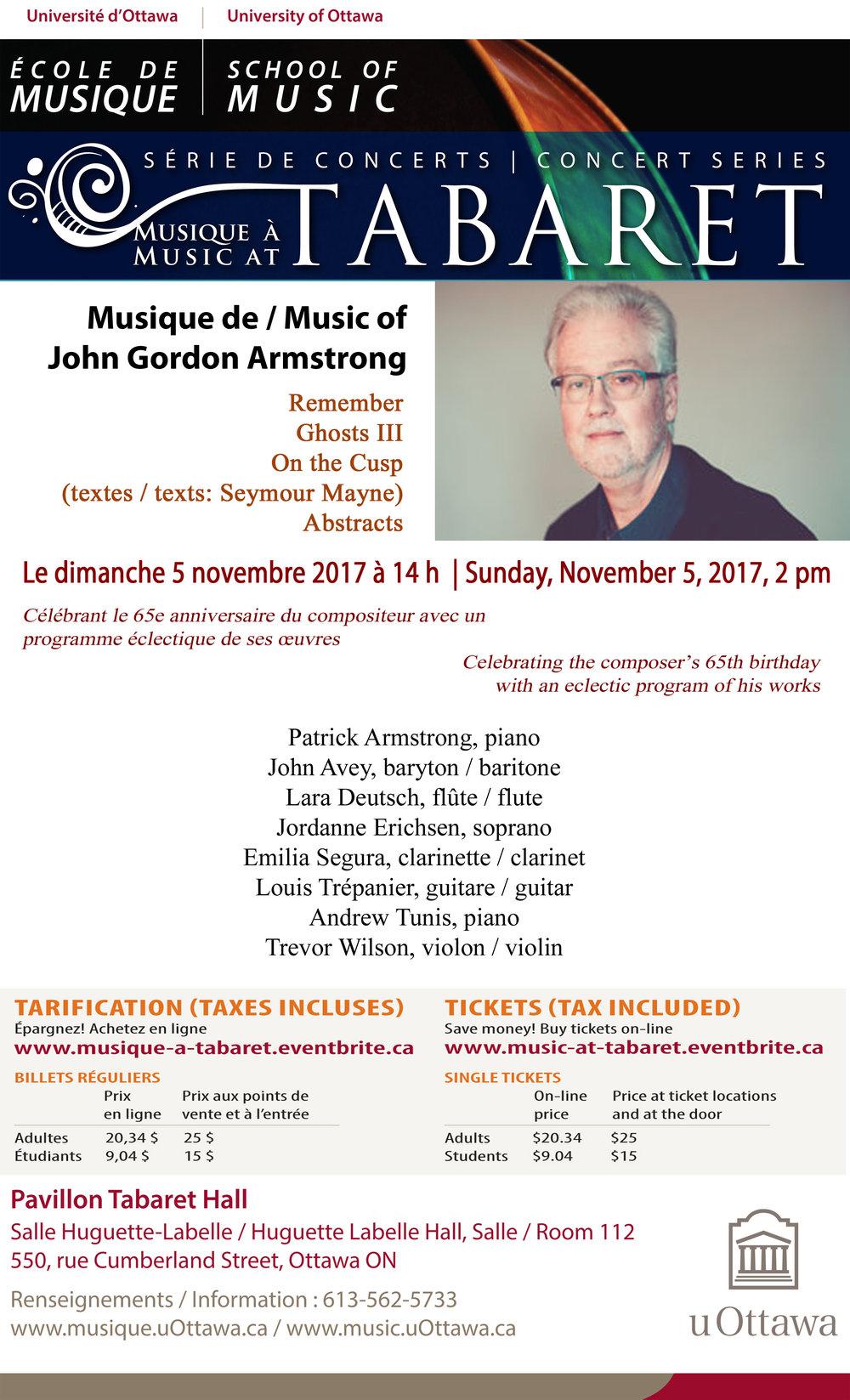 Music of John Armstrong Poster.jpg