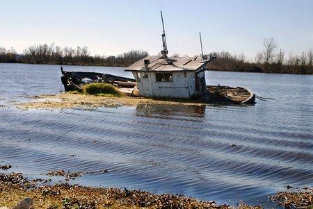 Devastation in Louisiana
