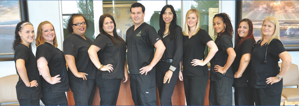 Cypress Medical Center Staff