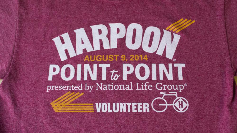 Volunteer front