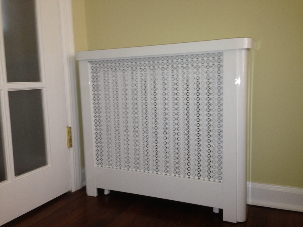 Radiator covers, Metal, One Day
