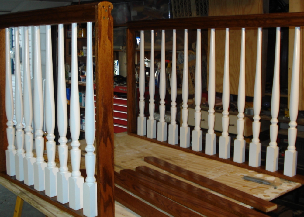 Custom built bay gates Long island